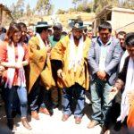 Inician obra de asfaltado de la carretera ramal Pacucha en Andahuaylas