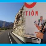 Gobernador Lantarón destaca transferencia de 79.4 millones del MTC para mantenimiento de vías nacionales de Apurímac