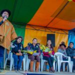Gobernador de Apurímac inicio obra de riego en comunidades del distrito de Huaccana - Chincheros