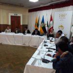 Consejo Regional de Apurímac aprueba uso de fondos económicos para atender emergencia en cerro Chamanayoc