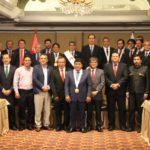 Gobernador de Apurímac representará a la ANGR en el V Encuentro Nacional de Mancomunidades Regionales