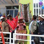 Gobernador Regional de Apurímac inaugura moderna Institución Educativa Inicial en Mara - Cotabambas
