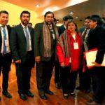Gobernador pide presupuesto y apoyo técnico para culminar construcción y equipamiento de hospital Andahuaylas