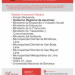 Gobierno Regional de Apurímac es finalista del Premio a las Buenas Prácticas en Gestión Pública 2019