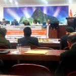 Gobernador de Apurímac solicita mayor presupuesto para el año fiscal 2020 ante la Comisión del Congreso de la República
