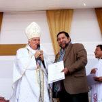 Gobernador Regional de Apurímac participa en celebración de la Virgen de Cocharcas