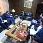 Gobernador Baltazar Lantarón y Ministro de Justicia Vicente Zeballos unen esfuerzos para construir nuevo penal en Abancay