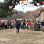 Gobernador de Apurímac inicia importantes obras en la provincia de Grau
