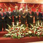 Gobernador de Apurímac participa en ceremonia por el 83° Aniversario de la Corte Superior de Justicia de Apurímac