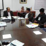 Presidentes de Juntas de regantes piden al MINAGRI gestionar presupuesto para proyecto hídrico Parcco Chinquillay
