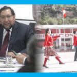 Gobernador de Apurímac y MINEDU comprometidos con la construcción de la I.E. Espinoza Medrano de Andahuaylas