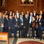 Gobernador participa en misa oficia por el 73° aniversario de la Institución Educativa Fray Armando Bonifáz de Abancay