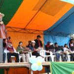 Gobernador de Apurímac inicia obra del Instituto Superior Tecnológico Público de Huaccana en Chincheros