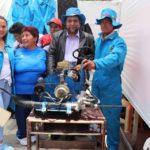 Gobernador Regional inaugura 17 Expo Feria de CETPRO de Apurímac