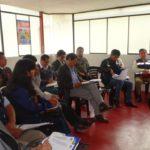Con éxito se desarrolló simulacro por lluvias intensas, huaycos e inundaciones en Abancay