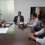 Gobernador Lantarón logra que Fondo Sierra Azul destine S/ 12 millones en obras de riego para Apurímac