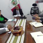 Gobernador de Apurímac pidió al MINAGRI priorizar proyectos emblemáticos en agro para el 2020