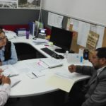 Gobernador solicita al MINEDU construcción de nuevo Instituto Superior Tecnológico en Curahuasi