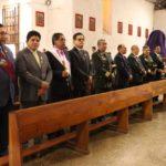 Gobernador de Apurímac participa de actividades protocolares por el 145° aniversario de Abancay