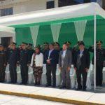 Gobierno Regional de Apurímac participa en homenaje al héroe nacional de la PNP, Mariano Santos Mateos