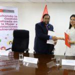 Gobierno Regional de Apurímac continúa trabajando a favor de la mujer y las poblaciones vulnerables