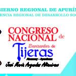 Abancay sede del X Congreso Nacional de Danzantes de Tijeras