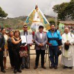 Gobernador Regional de Apurímac entregó en Curahuasi acta de concesión de terreno de Instituto Superior Tecnológico de Lucmos