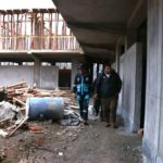 Gobernador regional inspecciona construcción de la I.E. José Carlos Mariátegui de Taramba en Andahuaylas