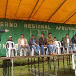 Gobernador Regional ratificó el compromiso del Presidente Vizcarra en iniciar proyecto Parcco Chinquillay en 2020