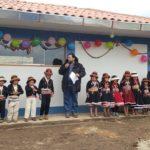 Gobernador de Apurímac oficializa la creación de I.E. de nivel inicial de Allilluma y Molinopata en Tambulla, Cotabambas