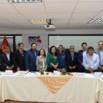 Baltazar Lantarón anunció construcción de parque industrial para personas con discapacidad en Apurímac