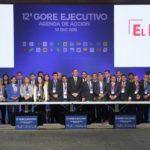 Gobernador Baltazar Lantarón participó en el 12º GORE Ejecutivo realizado en Lima