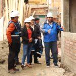 Gobernador de Apurímac inspecciona avance de obra de la sede regional de Transportes en Abancay