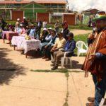 Gobernador de Apurímac inauguró sistema de riego Seccetasta - Ccapari de Uranmarca en Chincheros