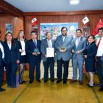 Profesionales de la salud de Apurímac logran importantes premios nacionales