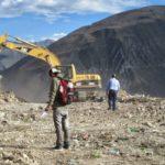 Gobernador Lantarón anuncia transferencia de terreno para planta de residuos sólidos de Abancay