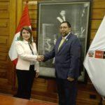 MINSA priorizará proyecto de hospital Andahuaylas a través del PRONIS para su culminación y equipamiento