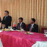 Vicegobernador regional Henry León participó en sesión solemne por 163° aniversario de Curahuasi
