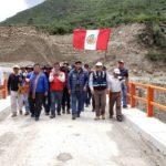 Localidades de Huancaquita y Tiaparo en Pocohuanca ya se encuentran interconectadas por construcción de vía