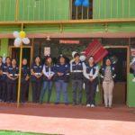 Gobernador de Apurímac participa en inauguración del Centro de Salud Mental Comunitario de Challhuahuacho