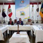 Gobernador de Apurímac juramentó a nuevos integrantes del Comité Regional de Seguridad Ciudadana
