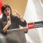 Gobernador Lantarón y Ministra del MEF indicaron que inversión pública en Apurímac permitirá cierre de brechas sociales