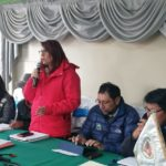 PCM, Gobierno Regional de Apurímac y alcalde de Haquira se reúnen con Minera Anabi