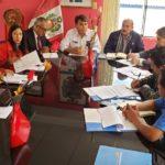 GORE Apurímac participa en reunión con representantes de la PCM  sobre gestión presupuestal en educación
