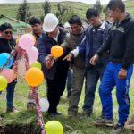 El Gobierno Regional a través de la Subregión Cotabambas inicia obra de la I.E.I. N° 753 Umuyto en Haquira y la I.E.I. N°846 Occoruro en Tambobamba