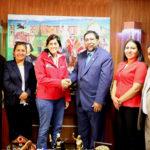 Ministra de Economía María Alva resaltó al Gobierno Regional de Apurímac por eficiente ejecución presupuestal en 2019 y enero 2020