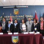 Gobernador de Apurímac saluda licenciamiento de la UNAMBA