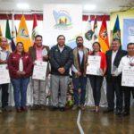 """Gobernador Regional reconoció a alcaldes distritales que lograron cero anemia en II Encuentro Regional por """"Primero la Infancia"""""""