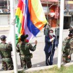 Gobernador Regional encabeza ceremonia protocolar por el 147° aniversario de Apurímac