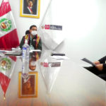 Gobernador de Apurímac solicita apoyo al ejecutivo para que agricultores de papa, quinua y palta no pierdan su producción
